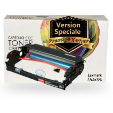 Compatible LEXMARK E260X22G Photoconducteur Prestige Toner