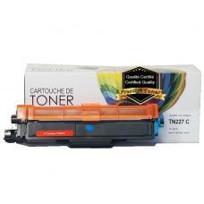 Compatible Brother TN-227 Toner Cyan Prestige Toner