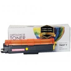 Compatible Brother TN-227 Toner Jaune Prestige Toner