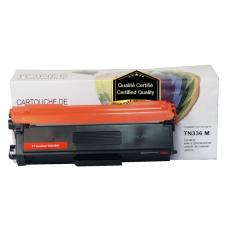 Compatible Brother TN-336 Toner Magenta Prestige Toner