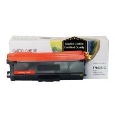 Compatible Brother TN-433 / TN-436 Toner Cyan HY Prestige Toner