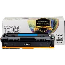 CompatibleCanon 3027C001 (054H / 2.3K) Cyan Prestige Toner