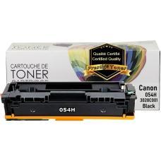 CompatibleCanon 3028C001 (054H / 3.1K) Noir Prestige Toner