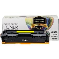 CompatibleCanon 3025C001 (054H / 2.3K) Jaune Prestige Toner