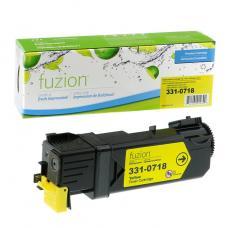 Compatible Dell 331-0718 Toner Jaune Fuzion (HD)
