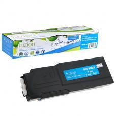 Compatible Dell 593-BCBF Toner Cyan Fuzion (HD)