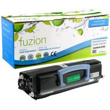 Compatible LEXMARK X340, X342 HY (6K) Toner Fuzion (HD)