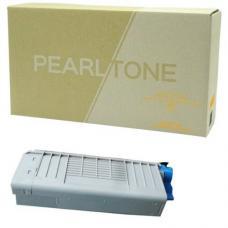 Compatible Okidata 44315301 Toner Jaune (EHQ)