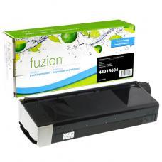 Compatible Okidata 43866104 Toner Noir Fuzion (HD)