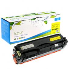 Compatible Samsung CLTY504S Jaune Toner Fuzion (HD)