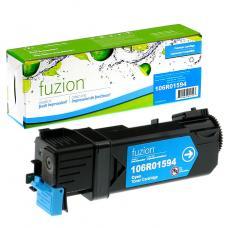 Compatible Xerox 106R01594 Cyan Toner Fuzion (HD)