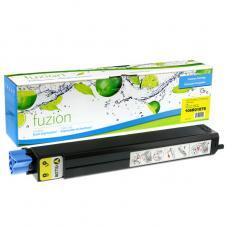 Compatible Xerox 106R01079 Jaune Toner Fuzion (HD)