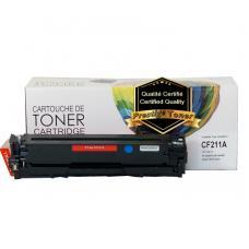 Compatible HP CF211A Toner Cyan Prestige Toner