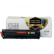 Compatible HP CF211A Toner Jaune Prestige Toner