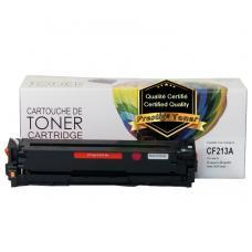 Compatible HP CF213A Toner Magenta Prestige Toner