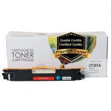 Compatible HP CF351A Toner Cyan Prestige Toner