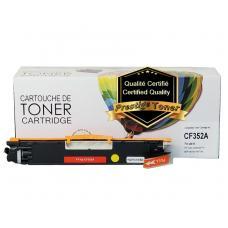 Compatible HP CF352A Toner Jaune Prestige Toner