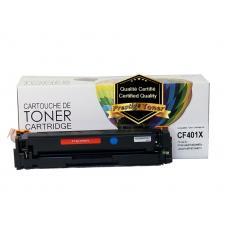 Compatible HP CF401X Toner Cyan Prestige Toner