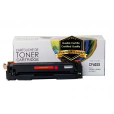 Compatible HP CF403X Toner Magenta Prestige Toner