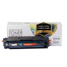 Compatible HP CF411X Toner Cyan Prestige Toner