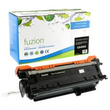 Recyclée HP CE400X Toner Noir Fuzion (HD)