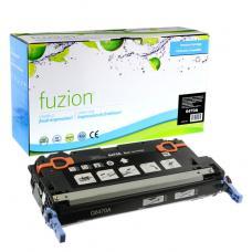 Recyclée HP Q6470A (501A) Toner Noir Fuzion (HD)
