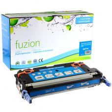 Recyclée HP Q6471A, (502A), Toner Cyan, Fuzion (HD)