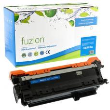 Recyclée HP CE401A Toner Cyan Fuzion (HD)
