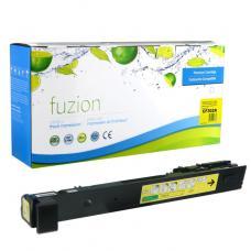 Recyclée HP CF302A (827A) Toner Jaune Fuzion (HD)