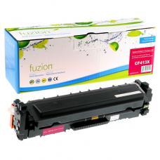 Compatible HP CF413X Toner Magenta Fuzion (HD)