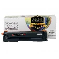Compatible HP W2110X (206X) Toner Noir (SANS PUCE) Prestige Toner