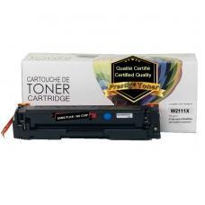 Compatible HP W2111X (206X) Toner Cyan (SANS PUCE) Prestige Toner