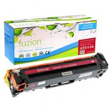Compatible HP CF213A Toner Magenta Fuzion (HD)