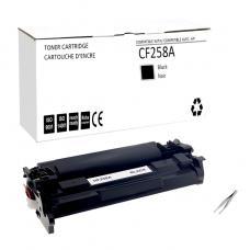 Compatible HP CF258A (58A) - Sans puce