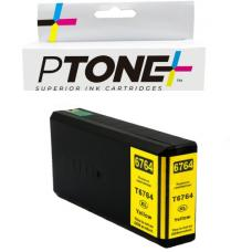 Compatible Epson T676XL420 N°T676 Jaune PTone(HD)