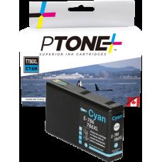 Compatible Epson T786220 N°786 Cyan (EHQ)
