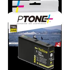 Compatible Epson T786420 N°786 Jaune (EHQ)