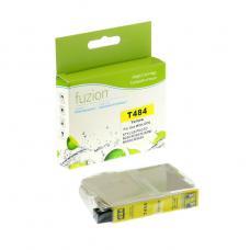 Compatible Epson T0484 Jaune Fuzion (HD)