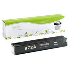 Compatible HP 972A, F6T80AN Noir Fuzion (HD)