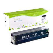 Compatible HP 981XL, L0R12A Noir Fuzion (HD)
