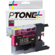 Brother LC75 XL Magenta Compatible