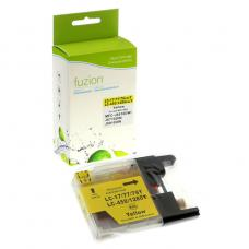 Compatible Brother LC79 XXL Jaune Fuzion (HD)