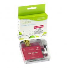 Compatible Brother LC101 LC103 XL Magenta Fuzion (HD)