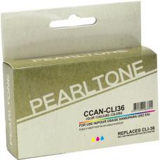 Compatible Canon CLI-36 Couleur (EHQ)