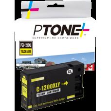 Compatible Canon PGI-1200xl Jaune (EHQ)