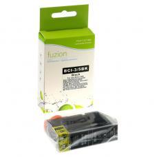 Compatible Canon BCI-3eBK / BCI3 Noir Fuzion (HD)